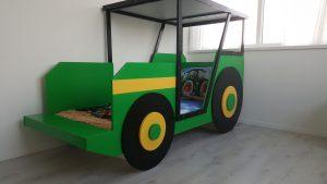 Kinderbed - Tractor