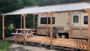 rbhoutwerk ombouwing camper